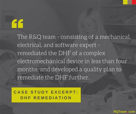 Introducing Our First In A Series of New R&Q Case Studies