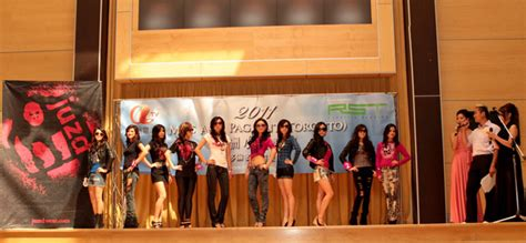 Miss Asia Pageant Contestants Strut The Runway in JUZD