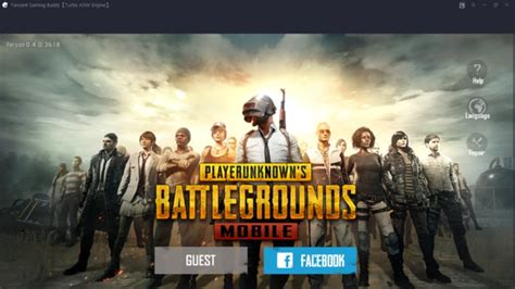 PUBG Mobile Can Now Be Played on PC Using Tencent's