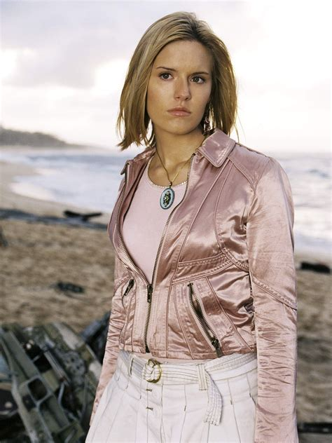 Lost, Maggie Grace as Shannon Rutherford   DVDbash