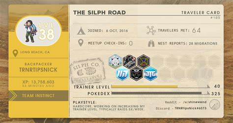 The Silph Road   Pokemon GO Player Network