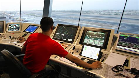 How is traffic handled in space? Meet the air traffic