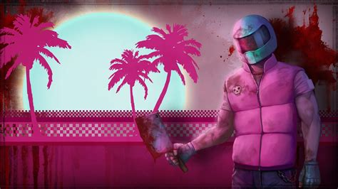 Hotline Miami, Video Games, Cleavers Wallpapers HD