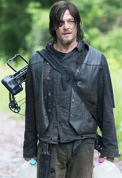Mega Buzz: Can The Walking Dead's Daryl Bounce Back from