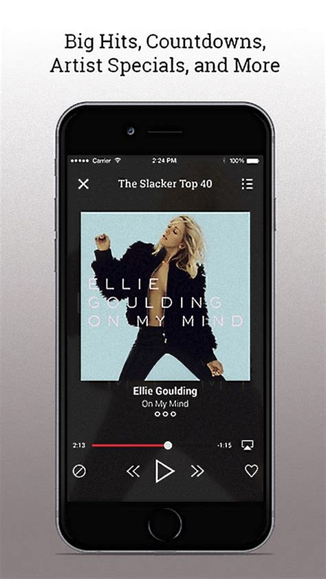 Free iPhone Music Streaming Apps