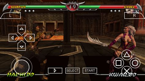Mortal Kombat Unchained (USA) PSP ISO Free Download