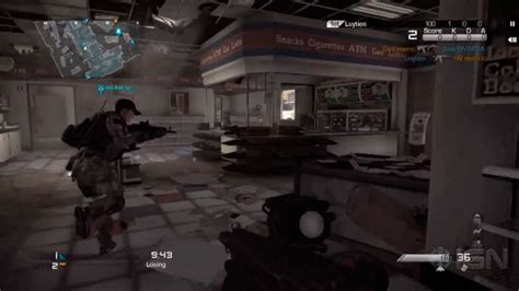 First 1080p footage of COD: Ghosts on PS4 - Cheats