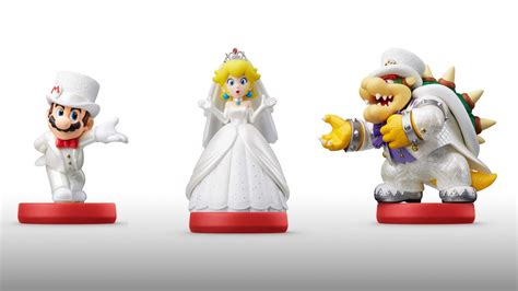 Super Mario Odyssey travels to Switch this October, amiibo