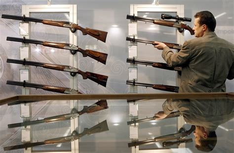 Germany Faces Few Mass Shootings Amid Tough Gun Laws - The