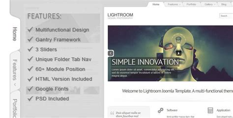 8 Best Business Joomla Themes by ThemeForest