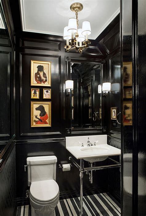 Decorating Your Home With Black, Ideas, Inspirations