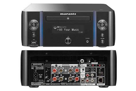 Marantz Adds M-CR611 Network CD Receiver To Audio Product Line