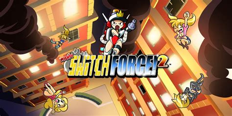 Mighty Switch Force! 2   Nintendo 3DS download software