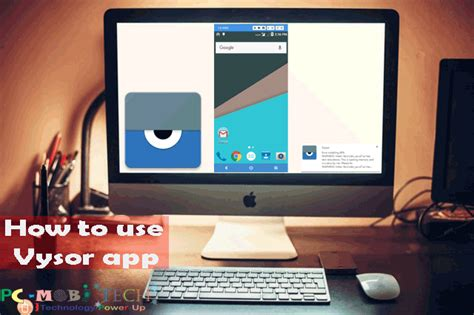 Howto Download, Install, and Use Vysor app in Chrome
