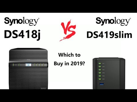 Synology DiskStation DS418j has home uses in mind - SlashGear