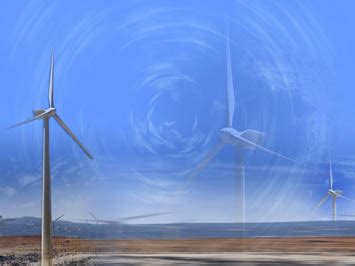 Wind Energy 01 PowerPoint Template