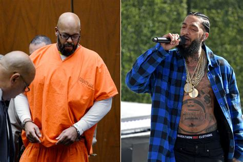 Suge Knight Thinks Nipsey Hussle Was Too Loyal to