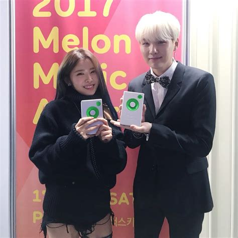 Fans More Suspicous About Suga And Suran's Dating Rumors