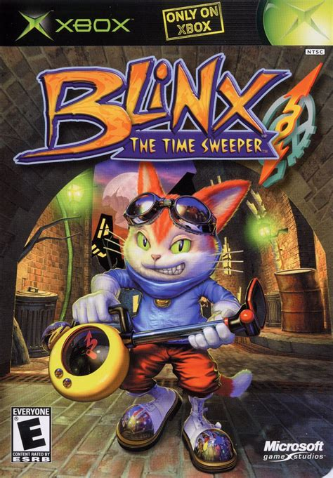 Blinx: The Time Sweeper for Xbox (2002) - MobyGames