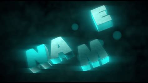 Best Free 3D Text Animation Blender Intro Template
