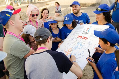 United for Human Rights – Newsletter In Israel durch die