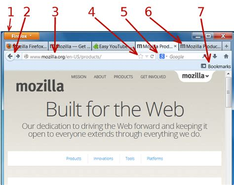 /chapter: Getting-Started / Summary of Firefox