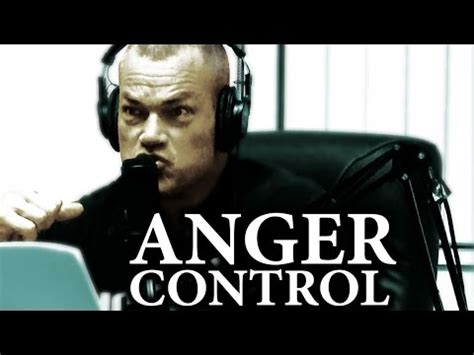 How to Always Be in Control of Your Anger - Jocko Willink
