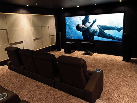 Seymour Screen Excellence Ambient-Visionaire Black 1