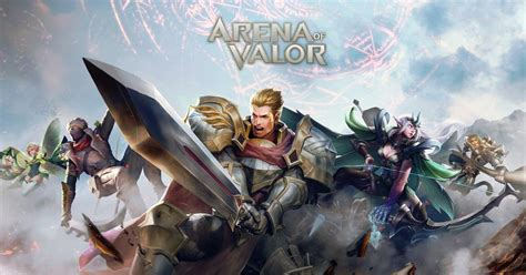 Arena of Valor by Tencent Games - A MOBA phenomenon