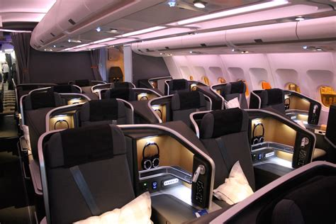 Images from SAS Business Class seats in a 1-2-1 configuration