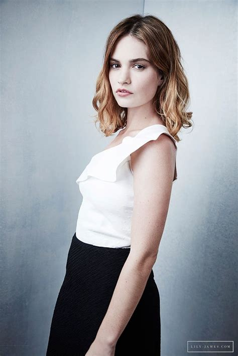 Pin by Cinema Paradiso on Lily James in 2019   Actress