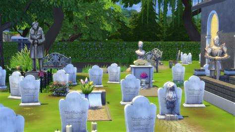 We need some graveyard stuff - Page 2 — The Sims Forums