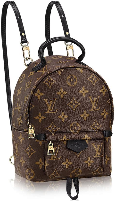 Louis Vuitton Mini Palm Spring Backpack | Bragmybag