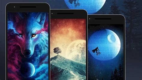 10 best background and wallpaper apps for Android