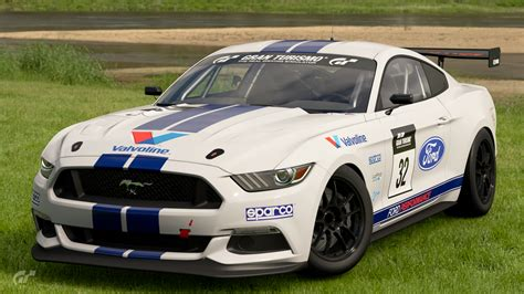 Ford Mustang Gr