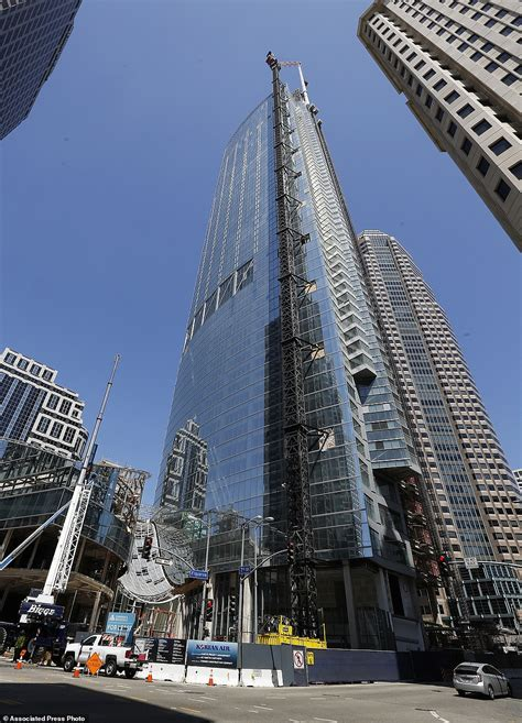 LA skyscraper is now the tallest building in the west of