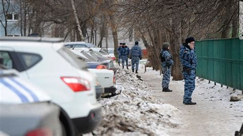 Two dead after gunman takes students hostage in Moscow