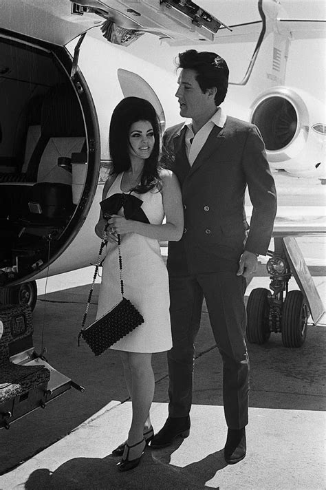 Elvis And Priscilla Presley Pictures, Photos, and Images