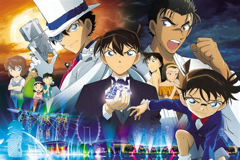 [REVIEW] Detective Conan Movie 23 The Fist of Blue