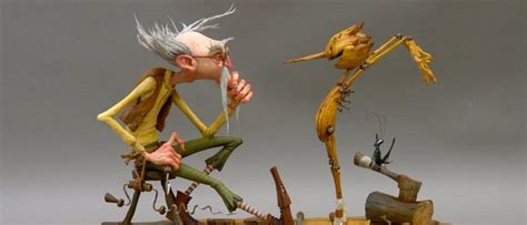 GDT to Direct Stop-Motion PINOCCHIO!