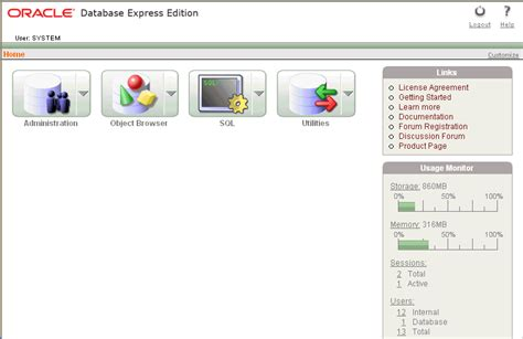 Oracle Database Express Edition (Oracle XE) | heise Download