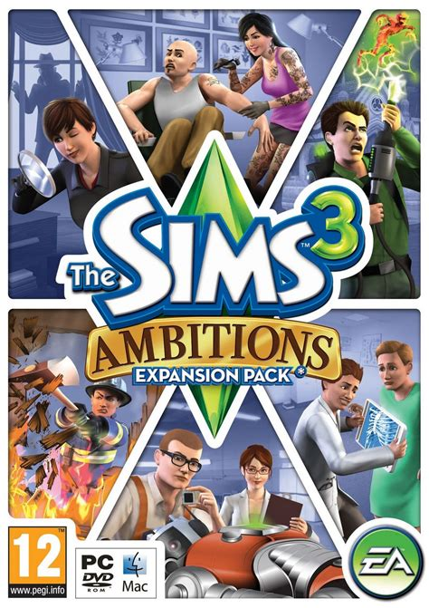 The Video Gaming and Etc: The Sims 3