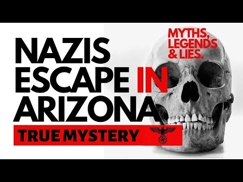 Great Papago Escape: 25 German POWs dug their way out of