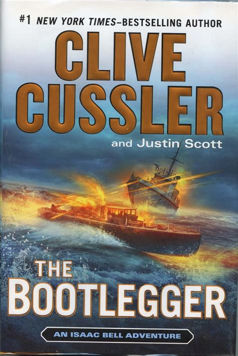 Clive Cussler Book Collecting: The Isaac Bell Adventures