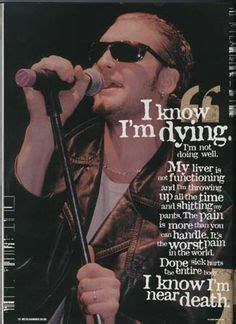 20 Best Layne staley quotes images   Layne staley, Layne