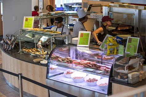 UMass Amherst ranked as having 2nd best food in nation