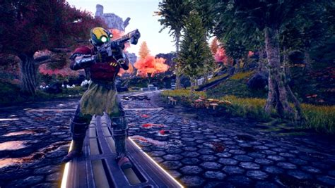 15 minutes of The Outer Worlds gameplay - Gematsu